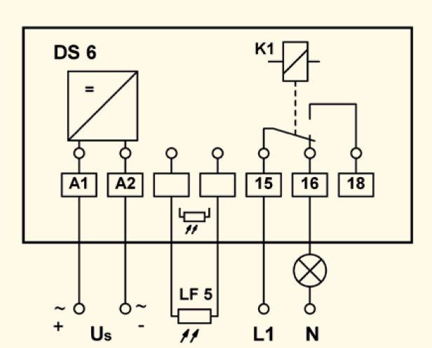 DS6 - схема