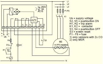 MS(R)220VA - схема