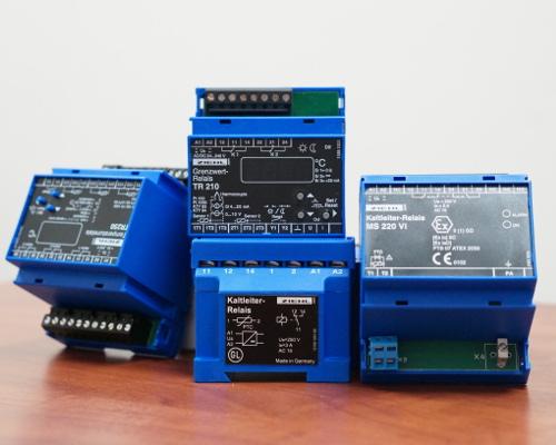 PT-100 резисторное реле